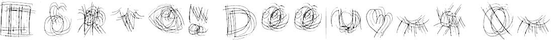 Preview image for Marvin Doodles Regular