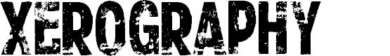 Preview image for CF Xerography Demo Regular