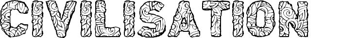 Preview image for CF Civilisation Maya Regular