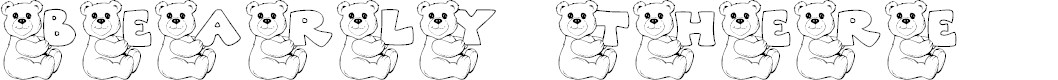 Preview image for JLR Bearly There