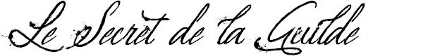 Preview image for Le Secret de la Guilde