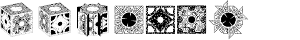 Preview image for HellraiserPuzzleBoxBats