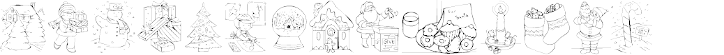 Preview image for KR Color Me Christmas 2002
