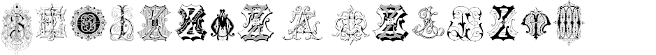 Preview image for Intellecta Monograms Random Samples Eight