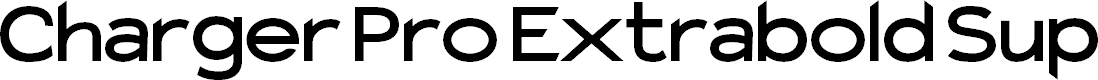 Preview image for Charger Pro Extrabold SuperExtended