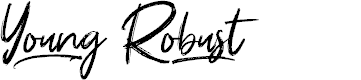 Preview image for Young Robust Font