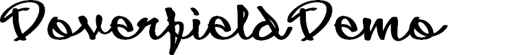Preview image for DoverfieldDemo Font