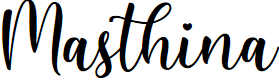 Preview image for Masthina Font