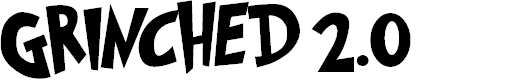 Preview image for Grinched 2.0 Font