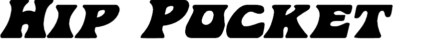 Preview image for Hip Pocket Expanded Italic