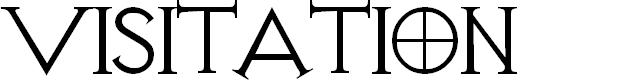 Preview image for Visitation Regular Font