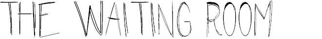 Preview image for The Waiting Room Font