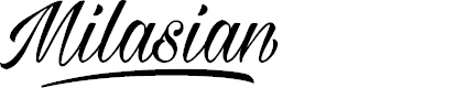 Preview image for Milasian PERSONAL Font