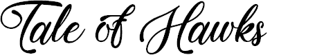 Preview image for Tale of Hawks Font
