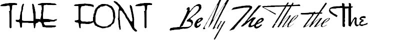 Preview image for THE FONT