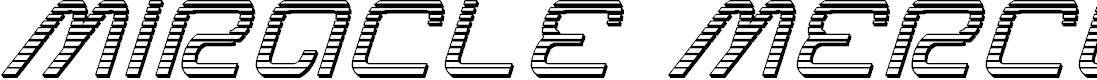 Preview image for Miracle Mercury Chrome Italic