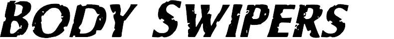Preview image for Body Swipers Italic
