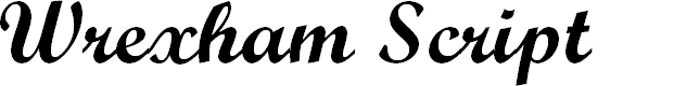 Preview image for Wrexham Script Font