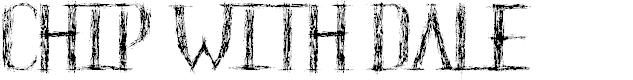 Preview image for HKH Old Glyphs short Font
