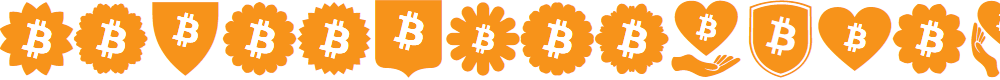 Preview image for Font Bitcoin Color Font