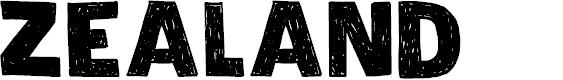 Preview image for DK Zealand Regular Font