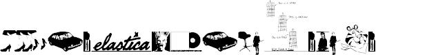 Preview image for keysmoney&fagsbats Font