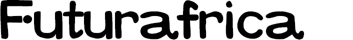 Preview image for Futurafrica Font