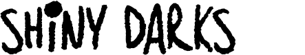 Preview image for Shiny Darks Font