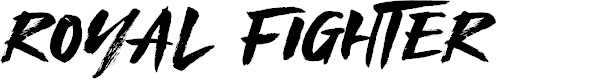 Preview image for Royal Fighter Font