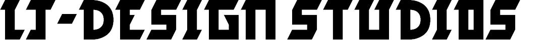 Preview image for LJ-Design Studios Logo Font