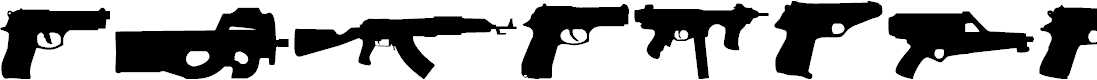 Preview image for 2nd Amendment Font