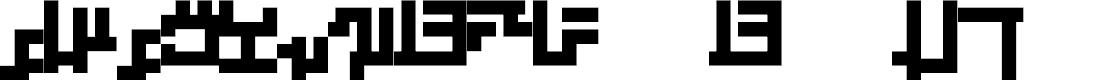 Preview image for Kruptos Regular Font