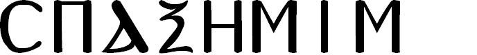 Preview image for SPAchmim Font