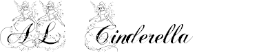 Preview image for AL Cinderella Font