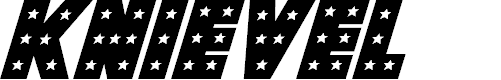 Preview image for Knievel Solid Italic