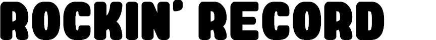 Preview image for Rockin' Record Font