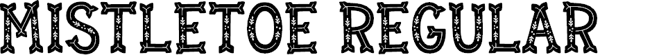 Preview image for Mistletoe Regular
