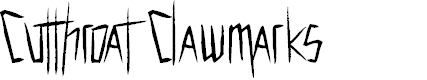 Preview image for Cutthroat Clawmarks