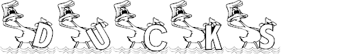 Preview image for KG DUCKS2 Font