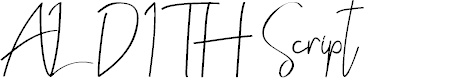 Preview image for ALDITH Script
