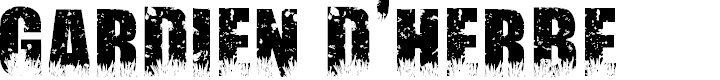 Preview image for Gardiendherbev2 Regular Font
