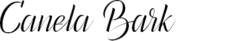 Preview image for Canela Bark PERSONAL USE Font