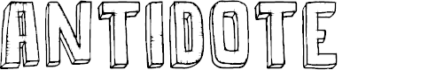 Preview image for DK Antidote Font