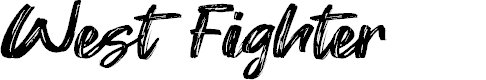 Preview image for West Fighter Font