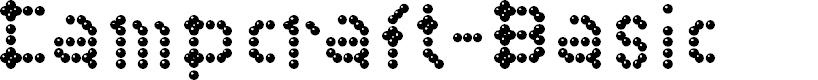 Preview image for Campcraft-Basic Font
