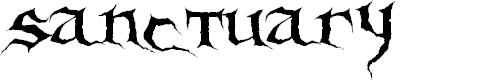 Preview image for Sanctuary Font