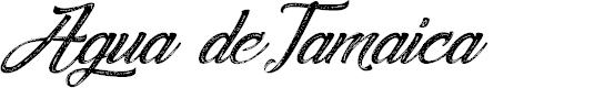 Preview image for Agua deJamaica-Italic