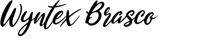 Preview image for Wyntex Brasco Font