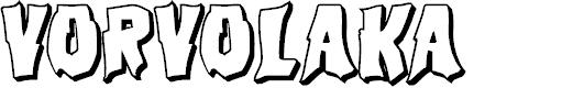 Preview image for Vorvolaka 3D Regular