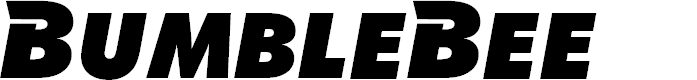 Preview image for BumbleBee Font